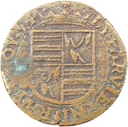 Token - Philippe III de Croÿ – obverse