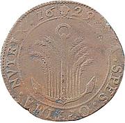 Token - Philippe IV (Confiance des Espagnols) – reverse