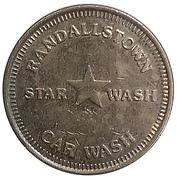 Carwash Token - Star Wash (Randallstown, Maryland) – obverse