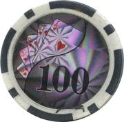 Token - Casino Conti Group (100) – obverse