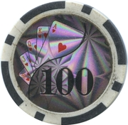 Token - Casino Conti Group (100) – reverse