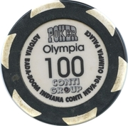Token - Casino Olympia Conti Group – obverse