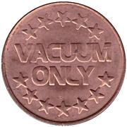 Token - Vacuum Only – obverse