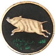 Medal - Year of the Pig – obverse