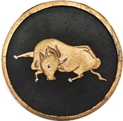 Medal - Year of the Ox – obverse