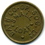 Small Loaf - Bath CSL (Somerset) – obverse