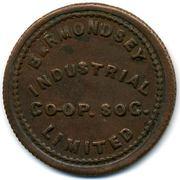 1 Pound - Bermondsey Ind CSL (Surrey) – obverse