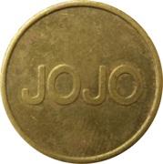 Car Wash Token - Jojo – obverse