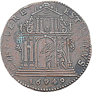 Token - Philippe II (Méridionaux Brabant, Anvers) – reverse