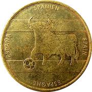 Token - 2006 FIFA World Cup (Spain) – obverse