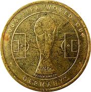 Token - 2006 FIFA World Cup (Spain) – reverse