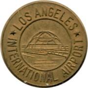 1 Fare - Los Angeles International Airport – obverse