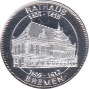 Token - Bremen (Rathaus) – obverse