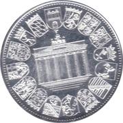 Token - Bremen (Rathaus) – reverse
