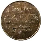 Token - Cleveland Coin Machine Exchange – obverse