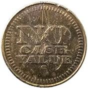 Token - Cleveland Coin Machine Exchange – reverse