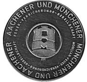 Token - Aachener und Münchener Versicherung – obverse