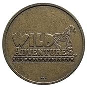 Token - Wild Adventures – obverse
