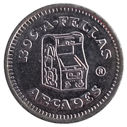 Token - Roc-A-Fellas – obverse