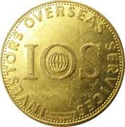 Token - IOS - Investors Overseas Services (Ludwig Landes) – obverse