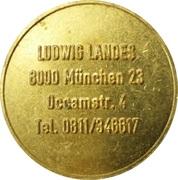 Token - IOS - Investors Overseas Services (Ludwig Landes) – reverse