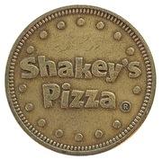 Game Token - Shakey's Pizza – obverse