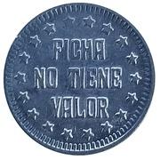 Token - Ficha No Tiene Valor (Wizard) – reverse