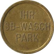 Car Wash Token - ISWAP Burgholz-Eisenstr. (Dortmund) – reverse