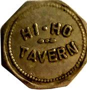 10 Cents - Hi-Ho Tavern – reverse
