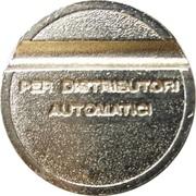 Token - Gettone Apparecchi Automatici (C) – reverse