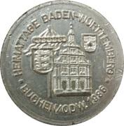 Token - Heimattage Baden Würtenberg (Sparkasse, Buchen) – obverse