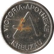 Rur Taler - Victoria Apotheke (Kreuzau) – obverse