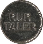 Rur Taler - Victoria Apotheke (Kreuzau) – reverse