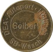 Car Wash Token -  DEA Autoport (Seibert, Hörbach) – obverse