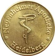 1 Sammeltaler - Neuenheimer Apotheke (Heidelberg) – obverse