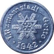 10 Pfennig (Lodz Ghetto; Replica) – obverse