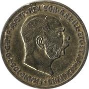 100 Corona - Franz Joseph I – obverse