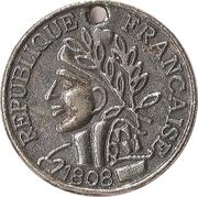 Token - République Française (1808) – obverse