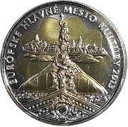 Kremnica Mint Token - Kosice – reverse