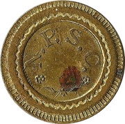 20 Centimes - A consommer (177; N.P.S.C.) – obverse