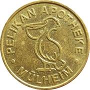Pelikan Taler - Pelikan Apotheke (Mülheim) – obverse