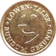 Löwen Taler - Löwen Apotheke (Einbeck) – reverse