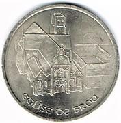 2 Euro (Bourg-en-Bresse) – reverse