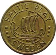 Game Token - Baltic Play – reverse
