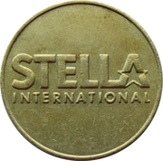 Token - Stella International – obverse