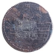 Token - Sommer Islands Shilling (Copy) – reverse