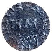 New Hampshire Copper (Copy) – reverse