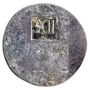 New England Shilling (Copy) – reverse
