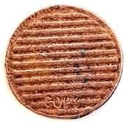 Bar Cent (Copy) – reverse
