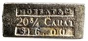 16 Dollars - Moffat & Co. (Copy) – obverse